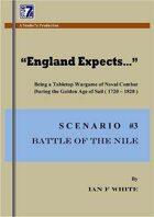 """""""England Expects..."""" SCENARIO #3... NILE"""