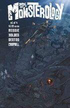 Dept. of Monsterology Issue 1 Digital