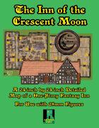Inn of the Crescent Moon VTT Map