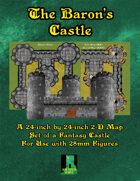 Baron's Castle VTT Map