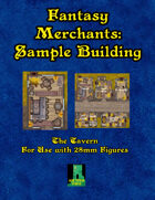 Fantasy Merchants: Sample VTT Map