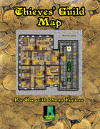 Thieves' Guild VTT Map