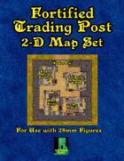Fortified Trading Post VTT Map