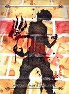 Image - Stock Art - Color - Stock Illustration - Zombie