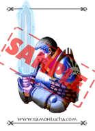 Image - Stock Art - Grayscale - Stock Illustration - rpg -Paladin - Warrior