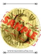 Image - Stock Art - Grayscale - Stock Illustration - rpg - Viking - Warrior - shield - png
