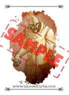 Image - Stock Art - Grayscale - Stock Illustration - rpg - Viking - zombies