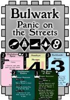 Bulwark: Panic on the Streets [BUNDLE]