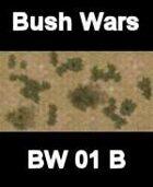 Bush Map#2 BUSH WARS Series for all Modern Skirmish Games Rules