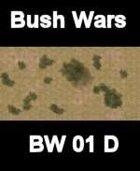 Bush Map#4 BUSH WARS Series for all Modern Skirmish Games Rules