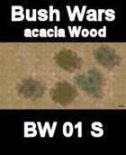 Bush Wood Map#1 BUSH WARS Series for all Modern Skirmish Games Rules