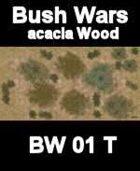 Bush Wood Map#2 BUSH WARS Series for all Modern Skirmish Games Rules