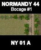 Bocage/Track Map #1 NORMANDY 44 Series for all WW2 Skirmish Games Rules
