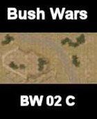 Bush / Track Map#3 BUSH WARS Series for all Modern Skirmish Games Rules