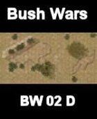 Bush / Track Map#4 BUSH WARS Series for all Modern Skirmish Games Rules