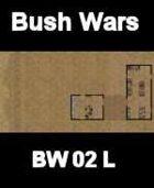 Bush / Farm Map #8 BUSH WARS Series for all Modern Skirmish Games Rules