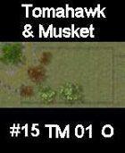 Stream #15 TOMAHAWK & MUSKET Series for Skirmish rules