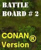 BattleBoard #2 The Swamp CONAN Version