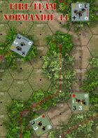 Fire Team : Normandie 44  Boards pack 4