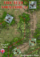 FIRE TEAM: NORMANDIE 44  English Rules