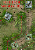 Fire Team : Normandie 44  Boards pack 8