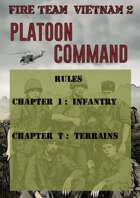 FIRE TEAM: VIETNAM V2.0 - Part 2 -  Rules Infantry and Terrain