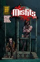 Misfits #4 (Alternate Cover)