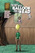 The Boy with a Balloon for a Head Graphic Novel