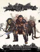 Ultimate Bestiary: Revenge of the Horde - Goblins Encounter Deck (5E)