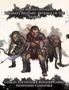 Ultimate Bestiary: Revenge of the Horde - Goblins Encounter Deck (PF)
