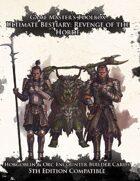 Ultimate Bestiary: Revenge of the Horde - Hobgoblins and Orcs Encounter Deck (5E)