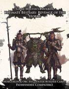 Ultimate Bestiary: Revenge of the Horde - Hobgoblins and Orcs Encounter Deck (PF)