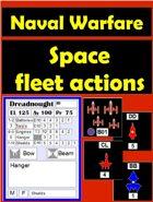Naval Warfare : Space big battles