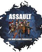 Assault:  The War Clone Chronicles