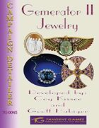 Gemerator 2: Jewelry