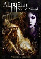 Allwënn: Soul & Sword (Illustrated Graphic Novel + Art Book) English Edition