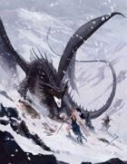 Art Stock Black Dragon