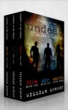 Elements of the Undead Omnibus