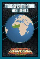 Mutants & Masterminds Atlas of Earth-Prime: West Africa
