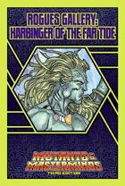 Mutants & Masterminds Rogues Gallery #18: Harbinger of the Far Tide