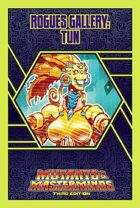 Mutants & Masterminds Rogues Gallery #27: Tun