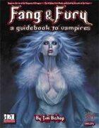 Fang & Fury: A Guidebook to Vampires