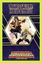 Mutants & Masterminds Rogues Gallery #44: Hocus & Pocus