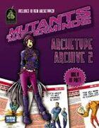 Mutants & Masterminds Archetype Archive 2