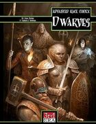 Advanced Race Codex: Dwarves (d20 3.5)