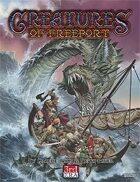 Creatures of Freeport (d20 3.5)
