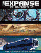 The Expanse RPG Game Master's Kit