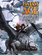 Fantasy AGE Campaign Builder's Guide