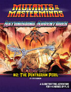 Astonishing Adventures - NetherWar 2: Pentagram Peril