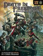 Death in Freeport 20th Anniversary Edition (Fantasy AGE)